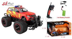 ماشین کنترلی آفرودی جیپ پلیس POLICE CAR