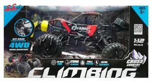 خرید اینترنتی اسباب بازی ماشین کنترلی آفرودی چهار چرخ-CLIMBING CAR