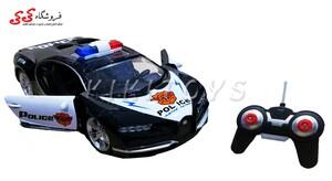 خرید اینترنتی ماشین پلیس کنترلی بوگاتی -MOXIE RADIO CONTROL CAR POLICE