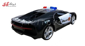 سفارش انلاین اسباب بازی ماشین پلیس کنترلی بوگاتی -MOXIE RADIO CONTROL CAR POLICE