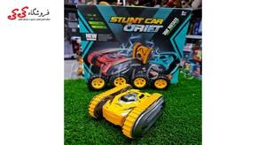 سفارش انلایتن ماشین کنترلی چرخ زنجیری اسباب بازی- STUNT CAR DRIFT
