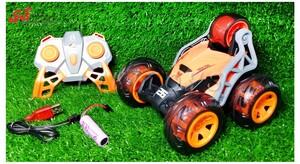 خرید اینترنتی اسباب بازی ماشین دیوانه کنترلی 5 چرخ-STUNT CAR