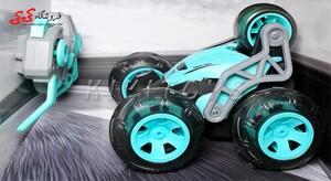 سفارش انلاین اسباب بازی ماشین دیوانه کنترلی 5 چرخ-STUNT CAR