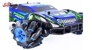 سفارش انلاین اسباب بازی ماشین کنترلی چرخ کپسولی-DRIFT LUCENT CAR