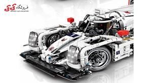 لگو ماشین مسابقه جکی چان برند اس وای SEMBO BLOCK 705981