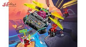 بازی و سرگرمی لگو ماشین جنگی نینجاگو برند لاری LARI 11487