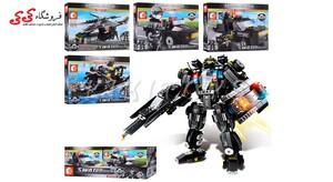 قیمت و خرید لگو هلیکوپتر نظامی نیروی ویژه  SEMBO BLOCK Military Lego