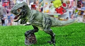 اسباب بازی فیگور حیوانات دایناسور تیرکس