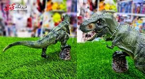 مجموعه حیوانات ماکت دایناسور تیرکس