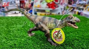 ماکت و مجسمه دایناسور تیرکس