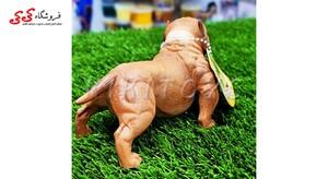 ماکت و مجسمه حیوانات سگ بولداگ