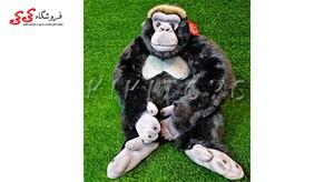 اسباب بازی گوریل پولیشی بزرگ اسباب بازی Gorilla