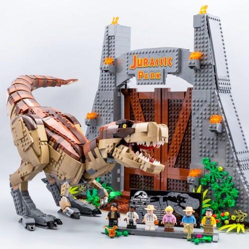 خرید لگو دایناسور تیرکس