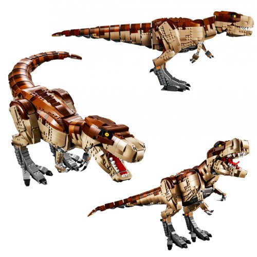 اسباب بازی لگو دایناسور تیرکس