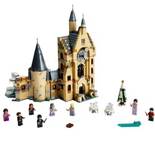 لگو برج ناقوس ساختنی هاگوارتز هری پاتر LARI 11344