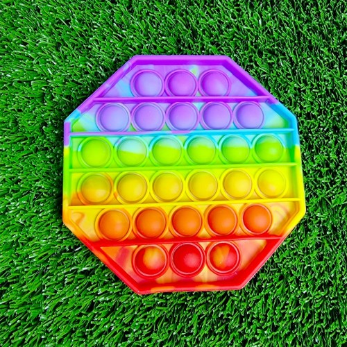 پاپ ایت چند ضلعی اسباب بازی
