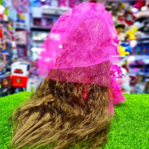 اسباب بازی عروسک عروس با موهای بلند