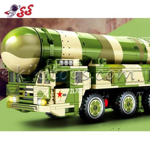 لگو موشک DF41 سمبو بلاک SEMBO BLOCK 105804
