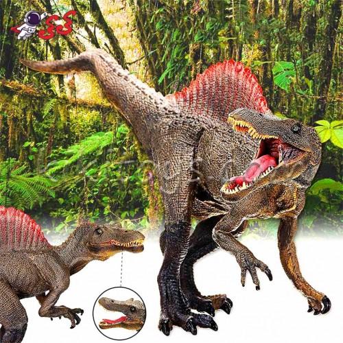 مجموعه دایناسور ماقبل تاریخ اسپینوساروس Spinosaurus