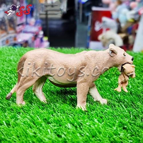 قیمت و خرید فیگور حیوانات شیر ماده