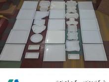 طراحی و ساخت انواع قالب های تزریق و وکیوم