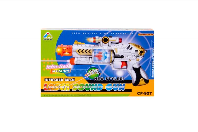 کلت اسباب بازی موزیکال چراغ دار مدل 927