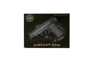 خرید کلت فلزی وی هشت ari soft gun