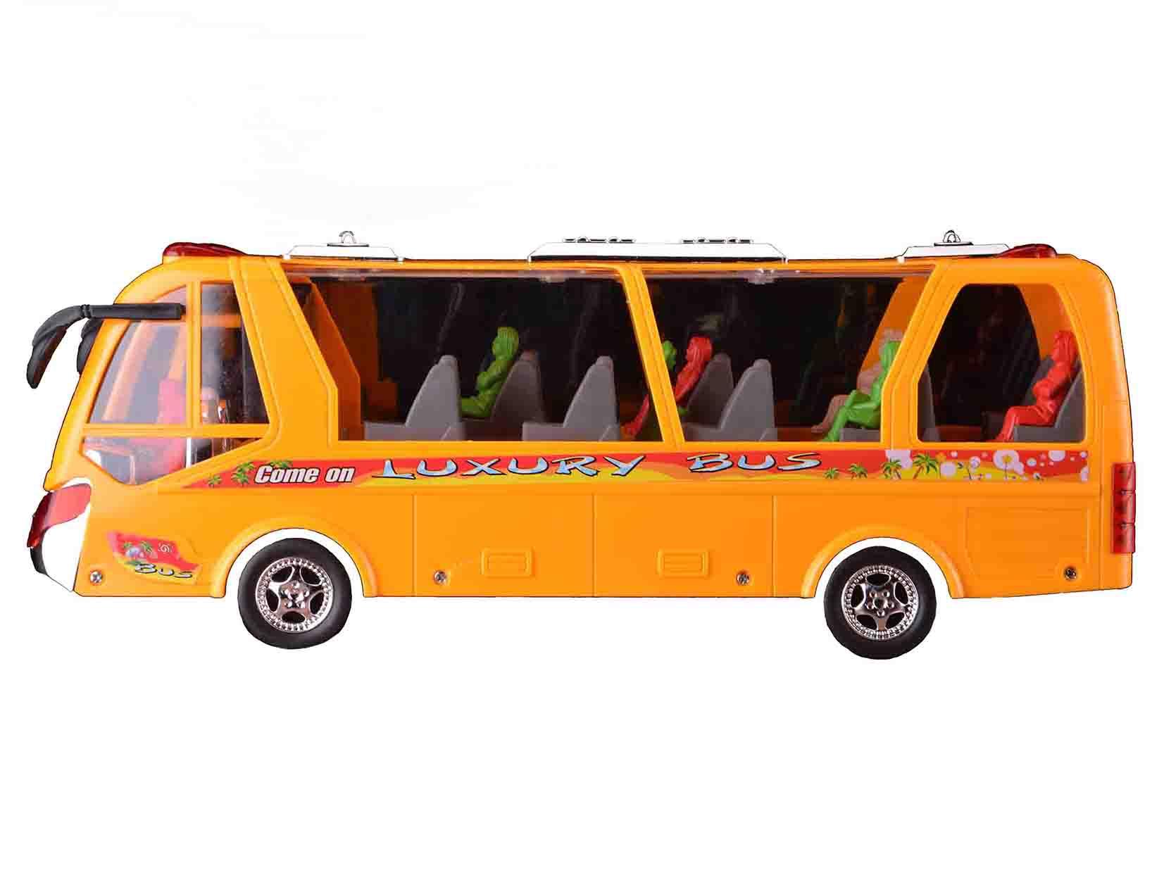 اسباب بازی اتوبوس باطری خور پسرانه موزیک چراغ دار