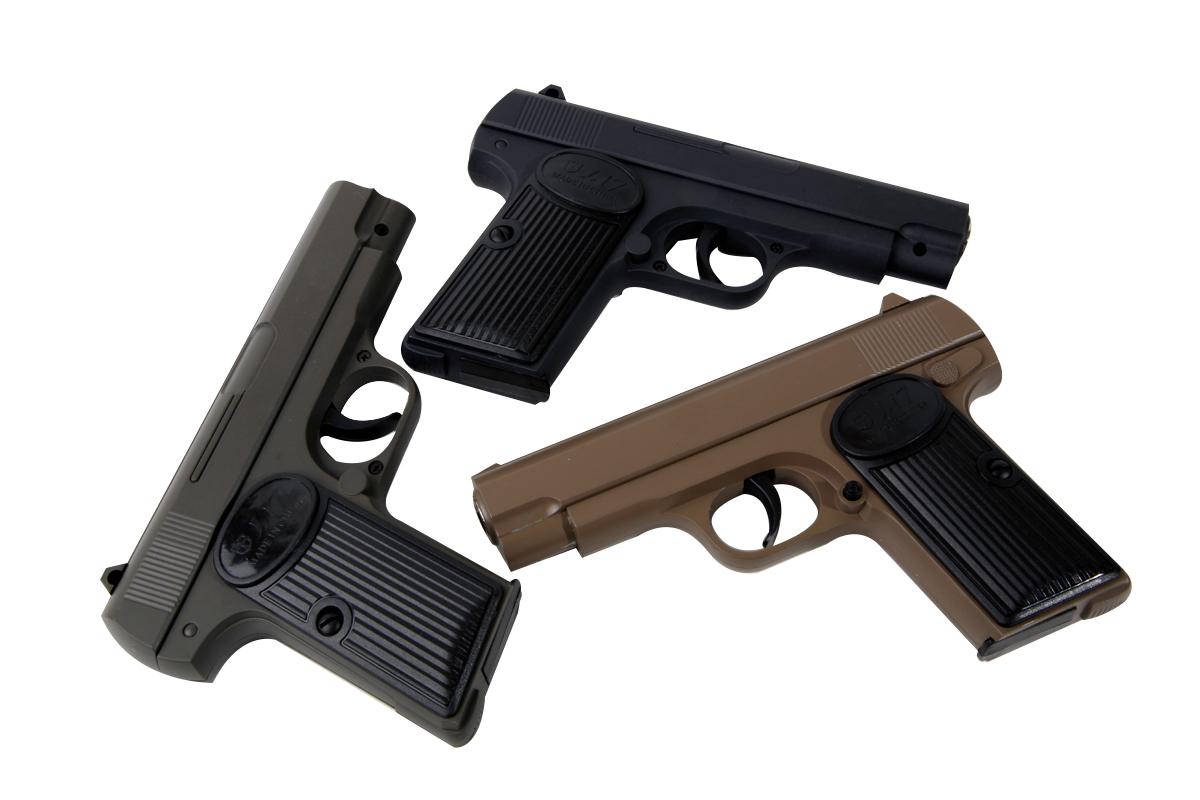 مقایسه رنگ های تفنگ فلزی وی هشت