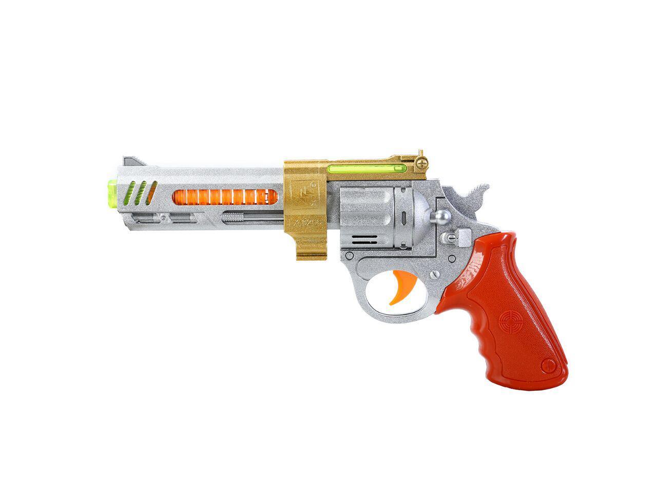تفنگ اسباب بازی پسرانه باطری خور