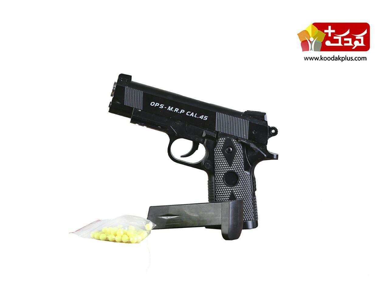 تفنگ فلزی تیر پرتابی ساچمه ای مدل airsoft gun c9
