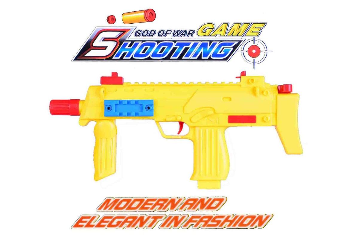 خرید تفنگ یوزی تیر پرتابی ابری بیخطر مدلgun shoting 28a