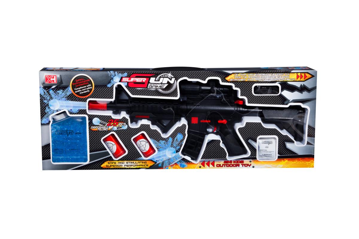 تفنگ اسباب بازی تیر ژله ای