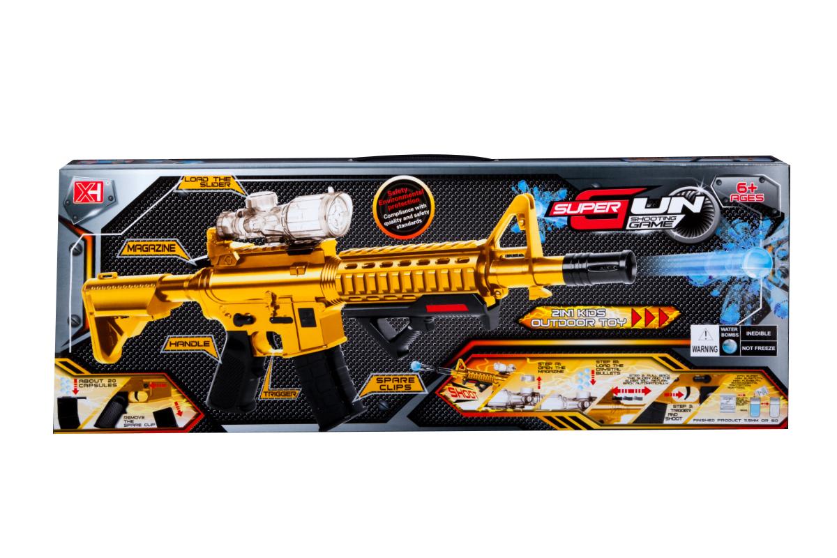 تصاویر تفنگ اسباب بازی تیر ژله ای