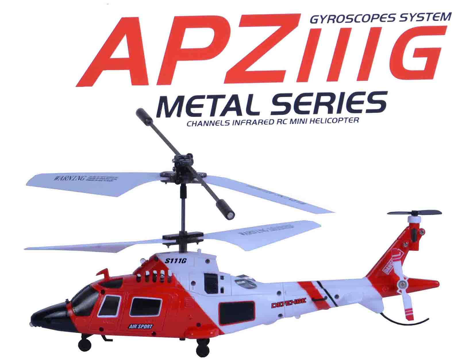 هلیکوپتر پروازی طرح اتش نشانی مدل اس 111 سایما