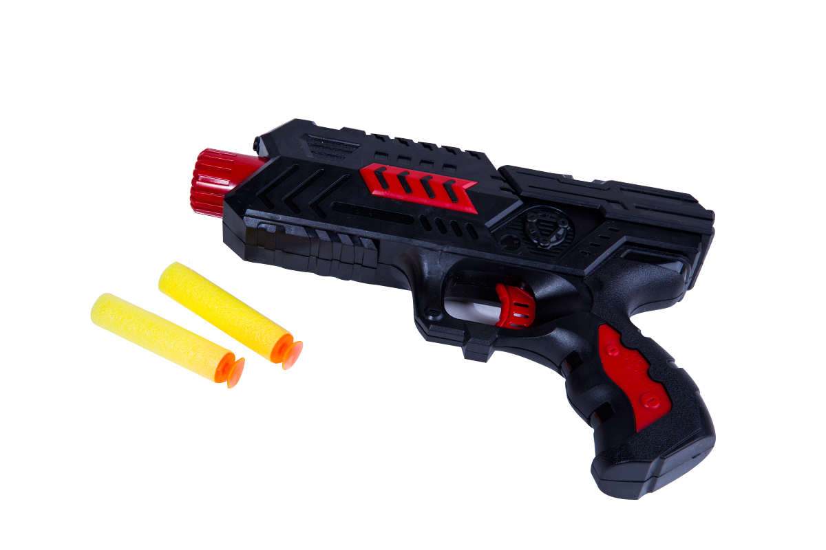 خرید تفنگ اسباب بازی با تیر های بی خطر