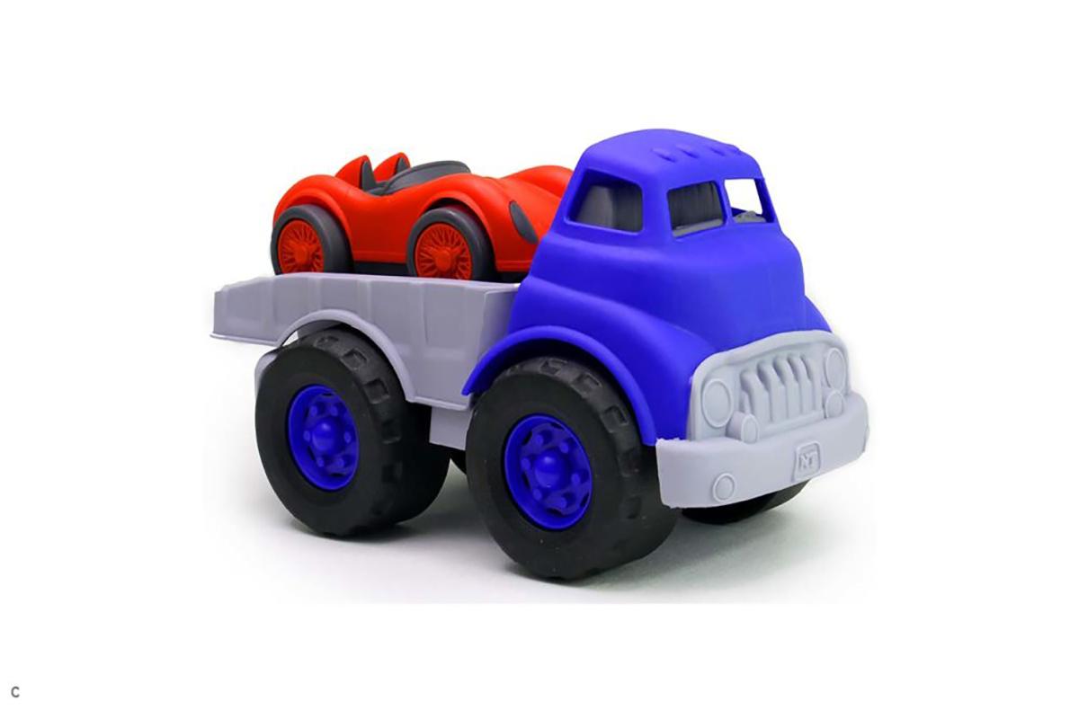 ارسال رایگان اسباب بازی کامیون کفی نیکو تویز