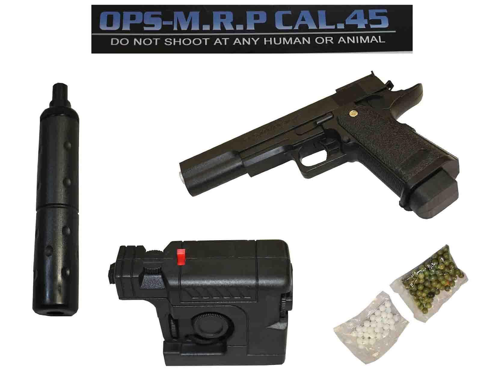 تفنگ ساچمه ای کالیبر 45