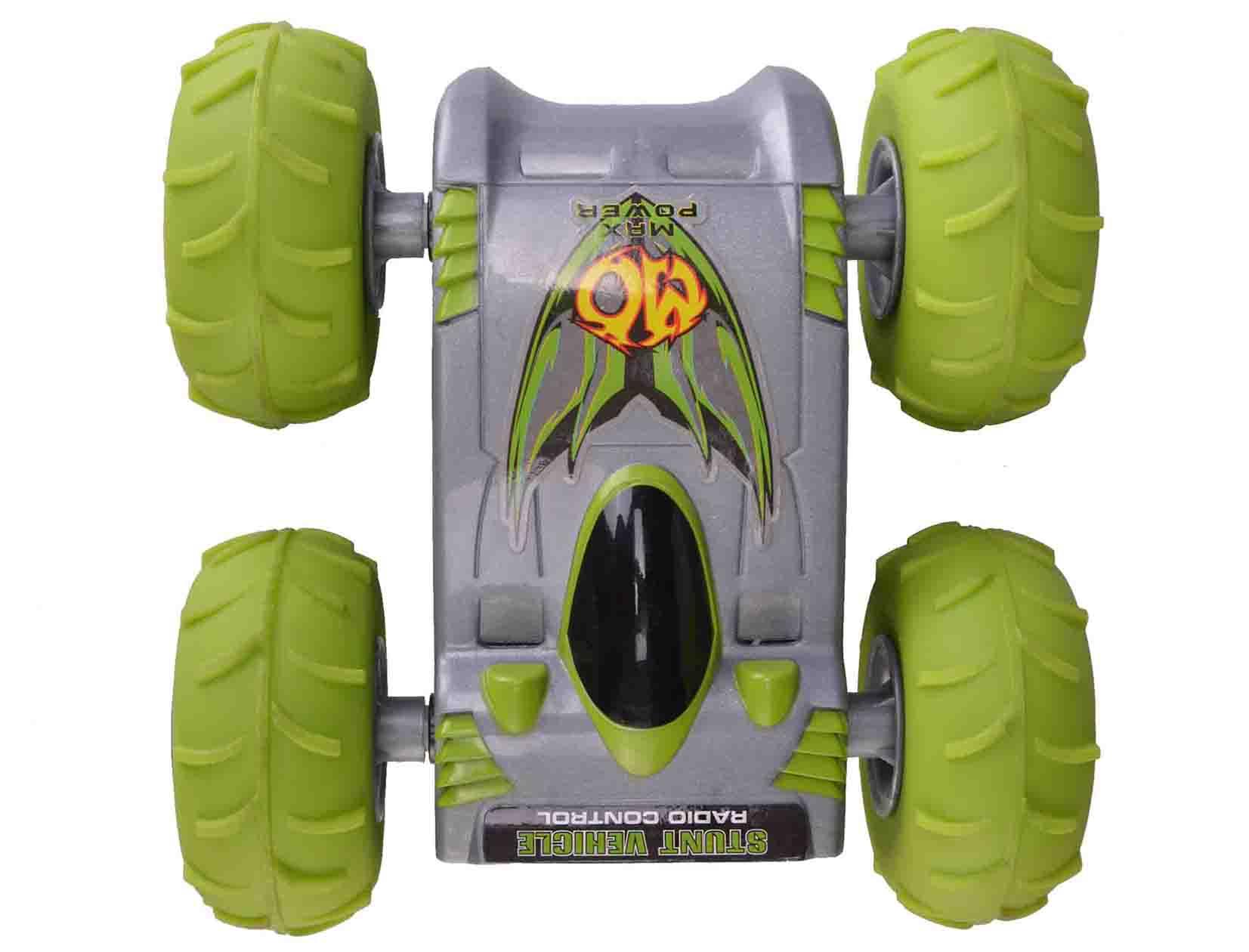 اسباب بازی پسرانه ماشین آبی خاکی کنترلی
