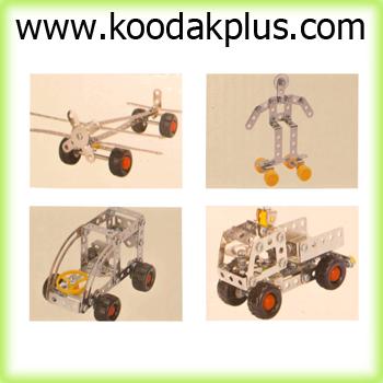 لگو فلزی 30 مدلی خارجی مدل 592-4