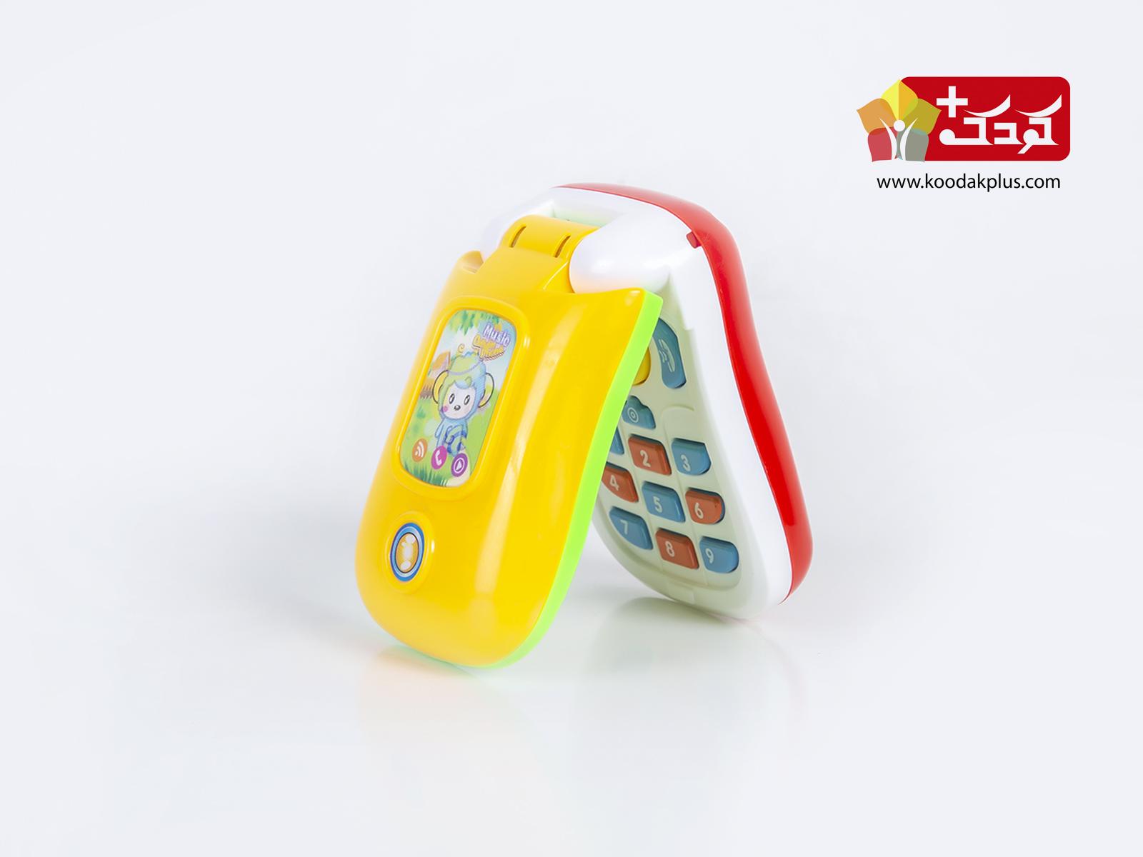 موبایل تاشو اسباب بازی مدل 1013