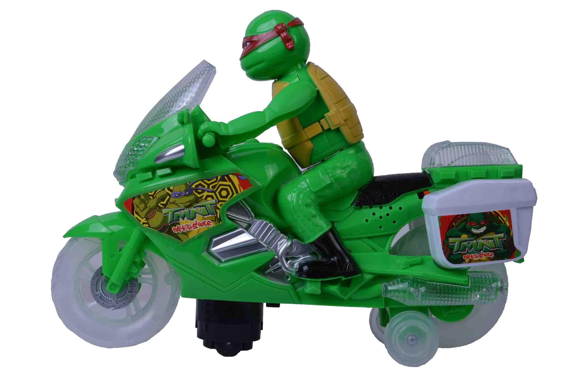 موتور باطریی حرکتی لاکپشت های نینجا