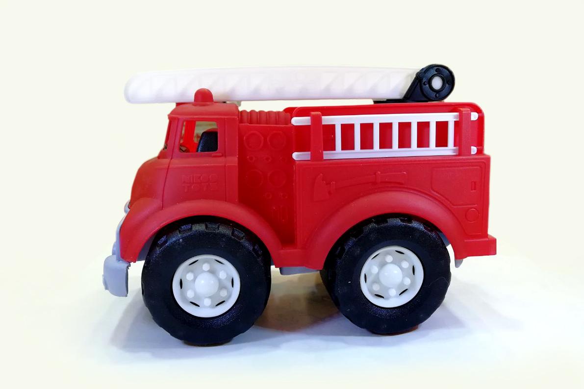 آتش نشانی اسباب بازی ماشین
