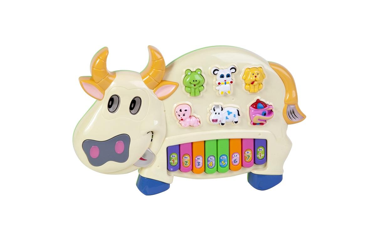 اسباب بازی های موزیکال Animal Design Piano toy