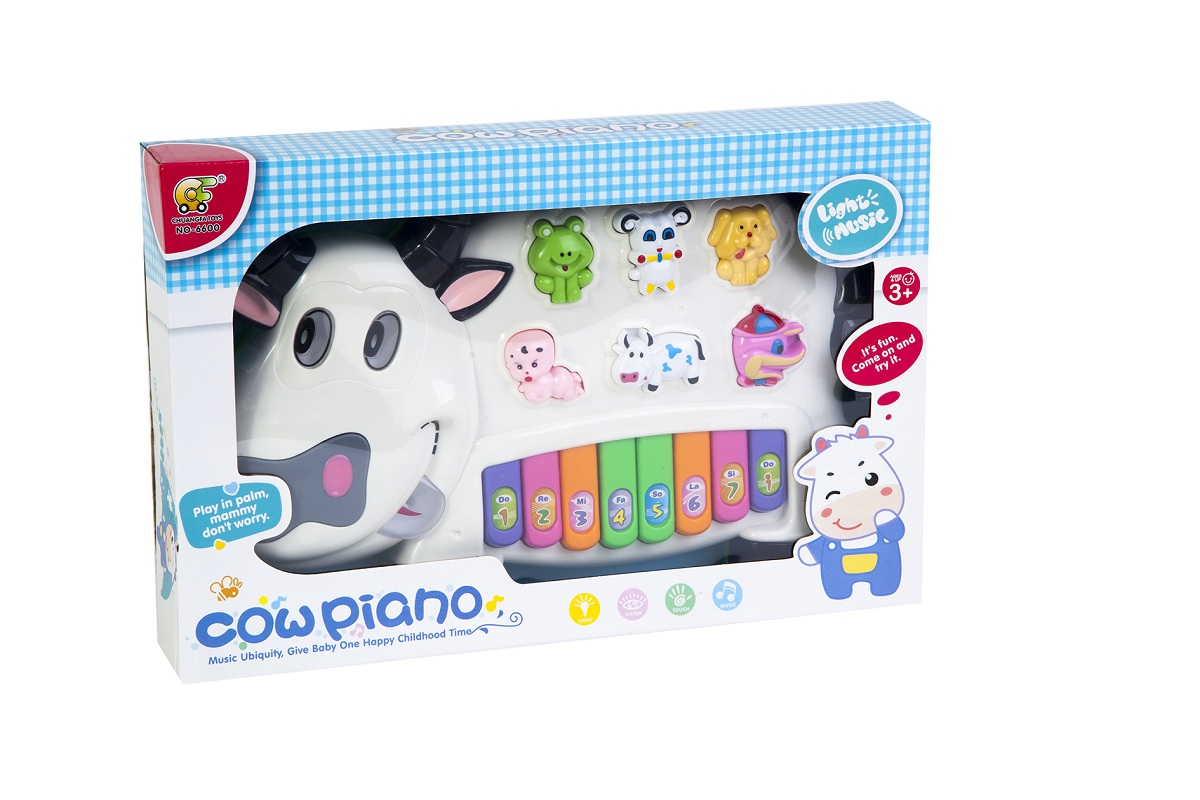 Animal Design Piano toy بازی برای آموزش صدای حیوانات