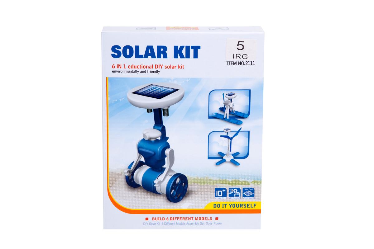 خرید و قیمت ربات های اسباب بازی خورشیدی
