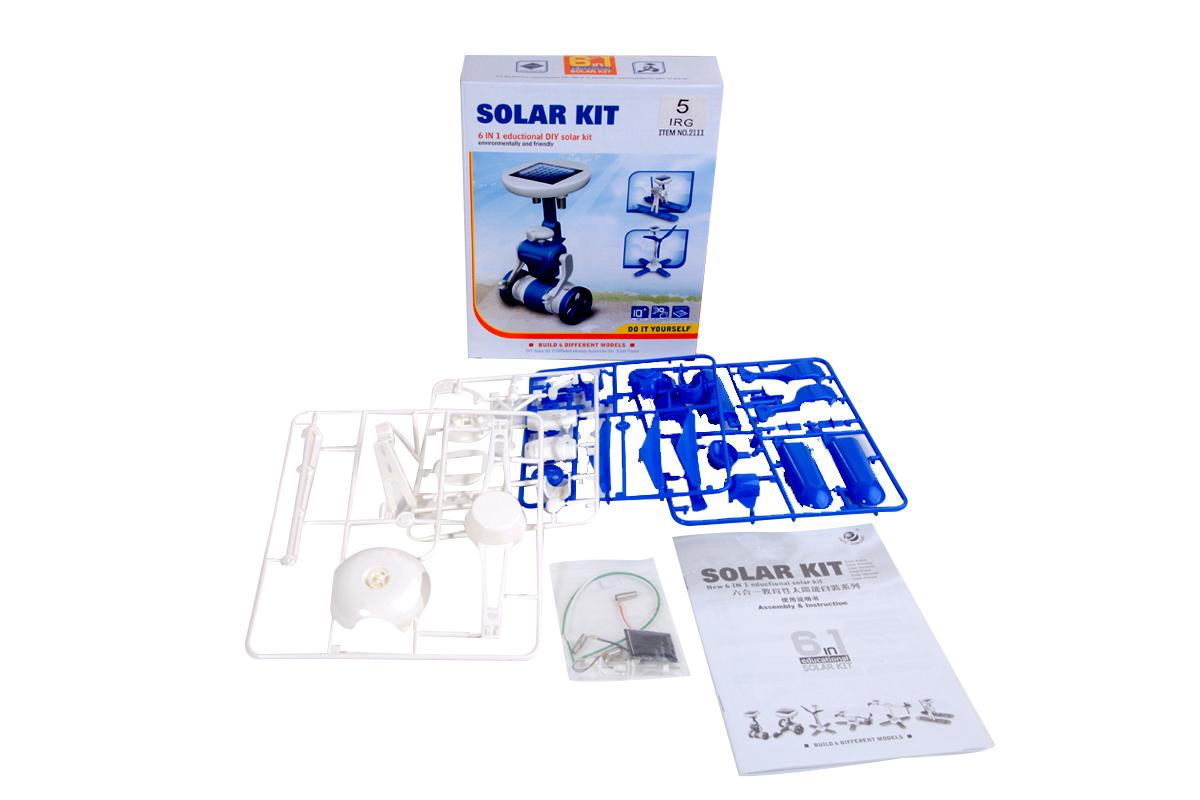 solar kit 2111 ساخت ربات آموزشی