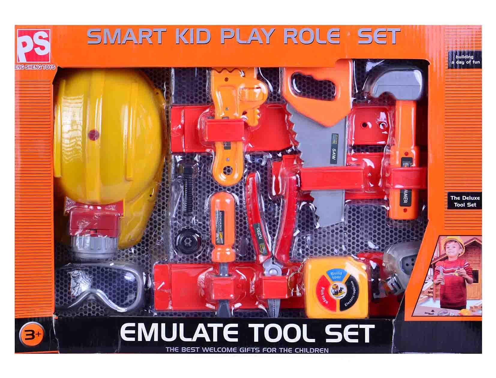 ابزار اسباب بازی مکانیکی همراه با کلاه