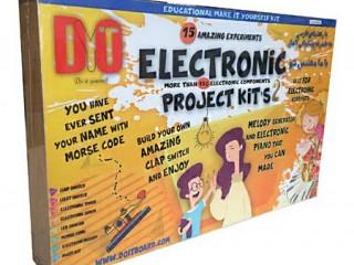 کیت های  کوچک آموزشی الکترونیک  Do it