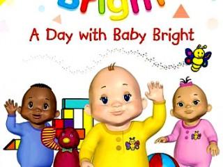 مجموعه آموزش زبان مفید کودک باهوش - Baby Bright + هدیه